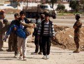 عودة 96 لاجئا ونازحا سوريا إلى بيوتهم فى حلب وحمص ودير الزور