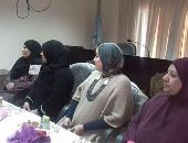 جامعة سوهاج تكرم الأمهات المثاليات بإستراحتها بالقاهرة