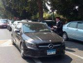 المرور تضبط 2695 مخالفة كلبش وسحب 463 رخصة سيارة فى حملات بالقاهرة
