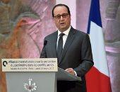 فرانسوا هولاند يكشف نجاح الفرنسيين فى إفشال خطط الإرهابيين لتأجيج الكراهية