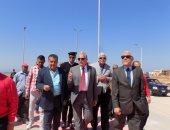 محافظ جنوب سيناء: تسهيل الإجراءات أمام الشباب للمشروعات متناهية الصغر