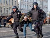 """البيت الأبيض: عمليات الاعتقال فى روسيا """" إهانة للقيم الديمقراطية الأساسية """""""