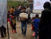 """""""حقوق الإنسان بليبيا"""" تستنكر مطالبة مسئول أوروبى بناء مخيمات لاجئين"""