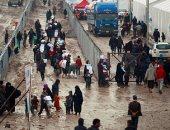 مفوضية اللاجئين: 250 ألف لاجئ سورى بالعراق 97% منهم بإقليم كردستان