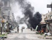 اشتباكات عنيفة بين الجيش السورى والمسلحين فى ريف حماة