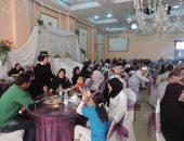 بالصور.. مدير أمن القليوبية يسلم شيكات الداخلية لأسر الشهداء بمناسبة عيد الأم