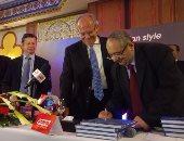 وزير التنمية المحلية يشهد حفل الجمعية المصرية لدراسة مناظير الجهاز الهضمى