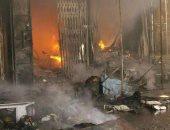 مقتل 4 مدنيين وإصابة 15 فى سقوط قذائف هاون أطلقها داعش شرقى الموصل