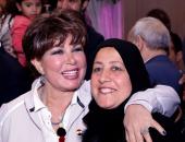 """نجوى إبراهيم فى احتفالية الداخلية: """"بعتبر نفسى من عائلة شهداء الشرطة"""""""