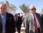 "بالصور .. عمدة مجرى: لابد من أن نتعاون مع مصر لتطوير ""حمام موسى"""