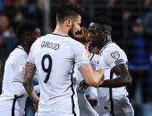 ملخص وأهداف مباراة فرنسا ولوكسمبورج 3 / 1 بتصفيات المونديال