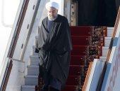 بالصور.. الرئيس الإيرانى يصل العاصمة الروسية موسكو