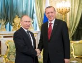 بوتين وأردوغان يحذران من تصاعد التوتر عقب إعلان ترامب بشأن القدس
