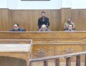 حبس 10 متهمين فى أحداث اقتحام محكمة ملوى بعد فض رابعة