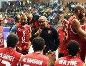 الأهلي يفوز على الأوليمبى 66/47 بدورى سوبر السلة