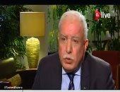 وزير خارجية فلسطين: زيارة الرئيس السيسى لواشنطن تدعم القضية الفلسطينية