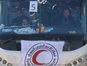 مصادر سورية: وصول الدفعة الأولى من العناصر المسلحة بحى برزة إلى إدلب