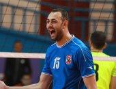 أحمد قطب أحسن لاعب.. ومنعم أفضل استقبال فى البطولة الأفريقية للكرة الطائرة