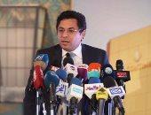 بالصور.. خالد أبو بكر خلال إطلاق مبادرة دعم صناعة السينما: خلف الحبتور رجل مصرى الهوى