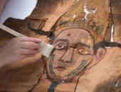 بالصور.. اكتشاف كفن مصرى عمره 2000 عام فى اسكتلندا