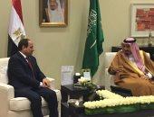 خادم الحرمين يؤكد للسيسى تضامن المملكة ووقوفها إلى جانب مصر وشعبها