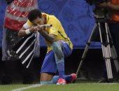 ملخص وأهداف مباراة البرازيل وباراجواى 3 / 0 بتصفيات المونديال