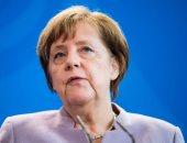 المستشارة الألمانية تبحث هاتفيا مع رئيس أوكرانيا الأوضاع فى شرق أوكرانيا