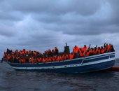 """""""حرس السواحل الليبى"""" ينقذ 235 مهاجرا غير شرعى بينهم 12 مصريا"""
