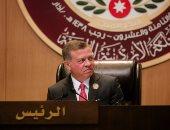 """ملك الأردن يبحث مع أمين """"التعاون الخليجى"""" أخر المستجدات الدولية"""