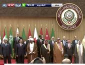 صورة تذكارية للقادة والرؤساء العرب قبل انطلاق القمة العربية فى الأردن