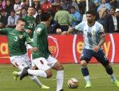 تصفيات المونديال.. الأرجنتين تسقط أمام بوليفيا فى غياب ميسي