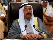 أمير الكويت يعزى الرئيس السيسى فى ضحايا تصادم قطارى بالإسكندرية