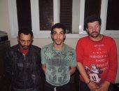 القبض على 3 أشخاص أثناء تنقيبهم عن الأثار داخل عقار خلف حى مصر القديمة