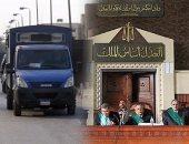 النيابة تصرح بدفن محتجز توفى بحجز ترحيلات محكمة جنوب الجيزة