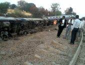 أنباء عن مقتل العشرات فى الهند إثر حادث قطار