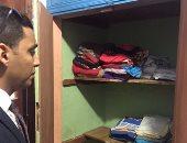 بالفيديو .. الرقابة الإدارية تكشف دار تابعة للإخوان بدون ترخيص وتعدم مواد غذائية