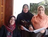 القومي للمرأة بالشرقية يوزع  120 إستمارة رقم قومي بالمجان للسيدات