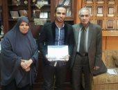 هندسة منوف ضمن أفضل بحث على مستوى الجامعات المصرية
