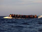 مفوضية اللاجئين بالأمم المتحدة: ترجيحات بغرق 20 مهاجرا فى البحر المتوسط