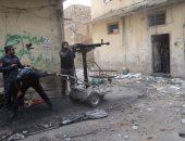 توقف شبكة اتصالات تنظيم داعش داخل قضاء تلعفر بسبب القصف العراقى