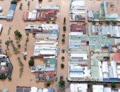 مصرع شخص بسبب الأمطار الغزيرة فى ولاية تكساس الأمريكية