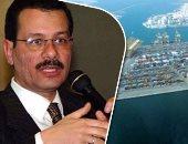 أحمد درويش يشكر الرئيس على فترة رئاسته للمنطقة الاقتصادية لقناة السويس
