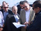 وزير النقل: ارتفاع معدلات تنفيذ طريق شبرا ـ بنها الحر لـ78%