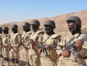 قوات الجيش الثالث تقضى على 3 تكفيريين شديدى الخطورة فى وسط سيناء
