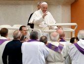 المتحدث باسم الكنيسة الكاثوليكية: صلاة بابا الفاتيكان باستاد الدفاع الجوى