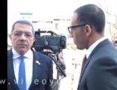 بالفيديو.. وزير المالية من واشنطن: شركات أمريكية أبدت رغبتها فى الاستثمار بمصر