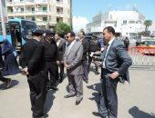 مدير أمن الإسكندرية: تفعيل الحرم الآمن أمام المنشآت الحكومية والدينية
