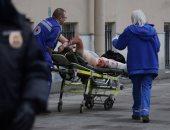 الكرملين: الاعتداء على مترو سان بطرسبرج تحدى للرئيس الروسى