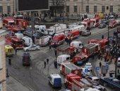 الصحة الروسية: مستشفيات بطرسبرج لا تزال تستقبل مصابى تفجير المترو