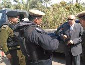 جولات مفاجئة من حقوق الإنسان بالداخلية على أقسام شرطة الغربية